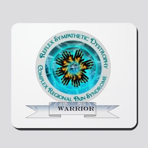 CRPS RSD Warrior Starburst Shield Mousepad