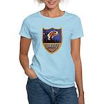 USS FISKE Women's Light T-Shirt