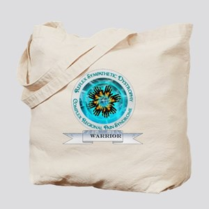 CRPS RSD Warrior Starburst Shield Tote Bag