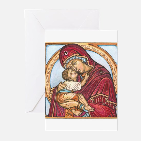 Cool Madonna Greeting Cards (Pk of 20)