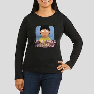 Bob's Burgers Ter Women's Long Sleeve Dark T-Shirt