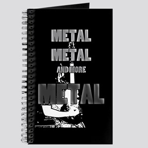 Metal, Metal and More Metal Journal