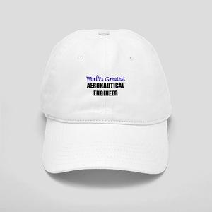 Worlds Greatest AERONAUTICAL ENGINEER Cap