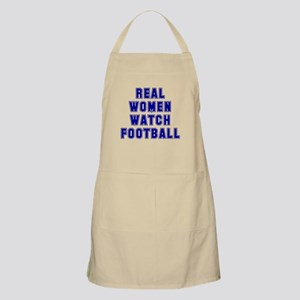 Real women like football Apron