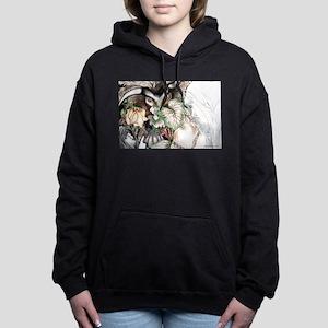 Nephilim Dragon Fantasy Women's Hooded Sweatshirt