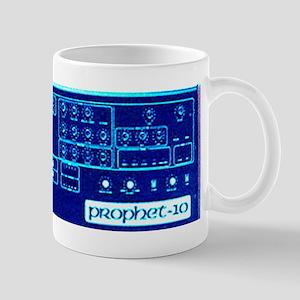Prophet 5 Blue Glow Mugs