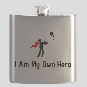 Sugar Glider Hero Flask