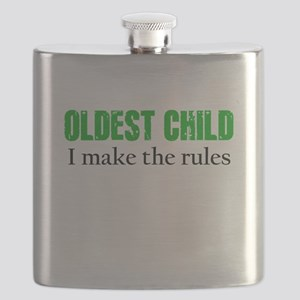 OLDEST CHILD (green) Flask