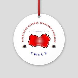 VI Región  Ornament (Round)