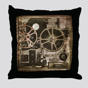 Multimedia Throw Pillow