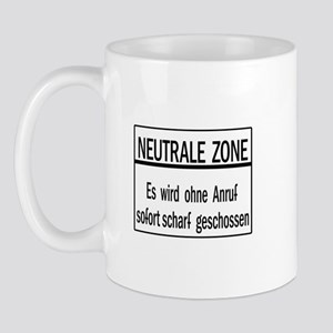 Neutrale Zone, Cold War Berlin Mug