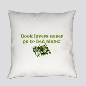 Book Lovers Everyday Pillow