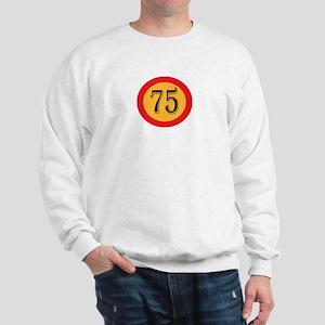 Number 75 Jumper