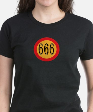 Number 666 T-Shirt