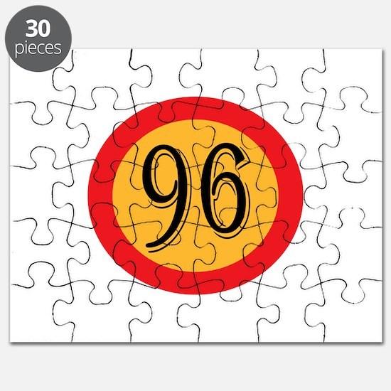 Number 96 Puzzle