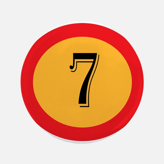 Number 7 Button