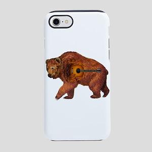 BEAR TAR iPhone 8/7 Tough Case