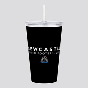 Newcastle United Footb Acrylic Double-wall Tumbler