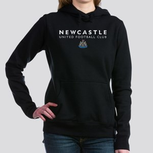 Newcastle United Footbal Women's Hooded Sweatshirt