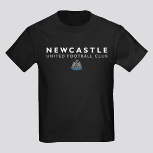 Newcastle United Football Club Kids Dark T-Shirt