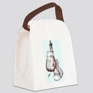 Gloves Canvas Lunch Bag
