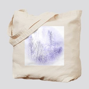 Waiting For Snow Tote Bag