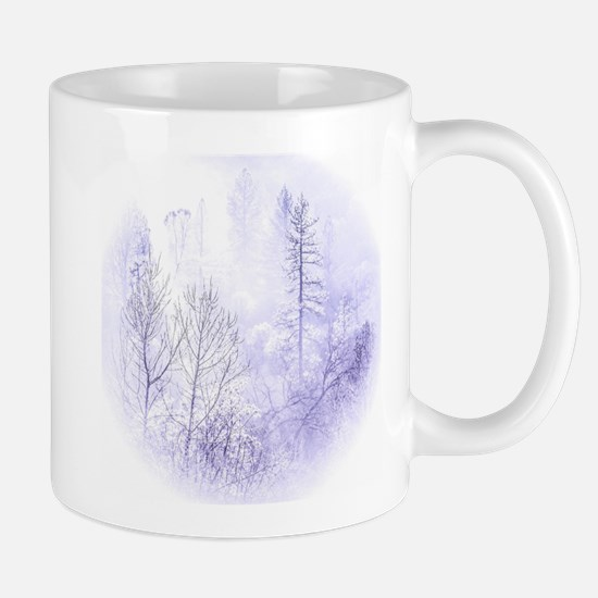 Waiting For Snow Mugs