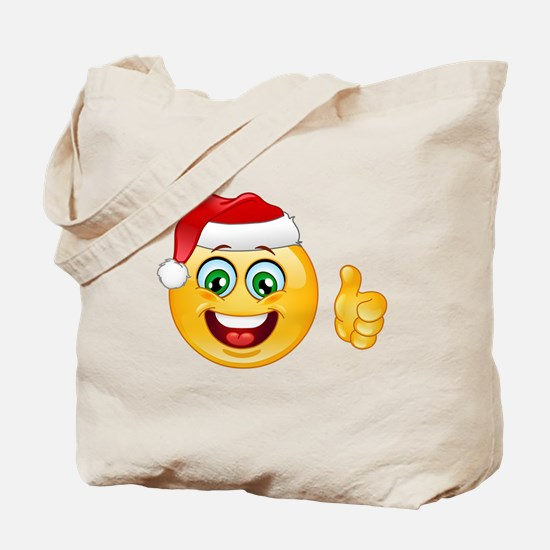 Cool Yellow smiley face Tote Bag