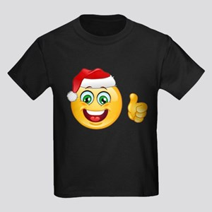 santa claus emoji T-Shirt