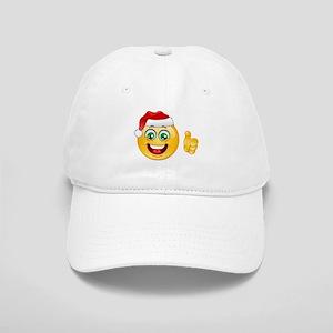 santa claus emoji Cap