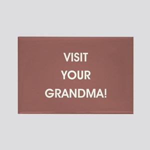 VISIT YOUR... Magnets