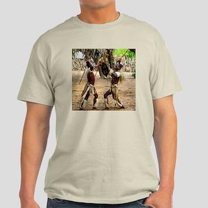 Zulu- out of Africa- Light T-Shirt