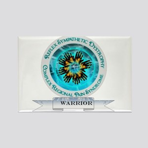 CRPS RSD Warrior Starburst Shield Magnets