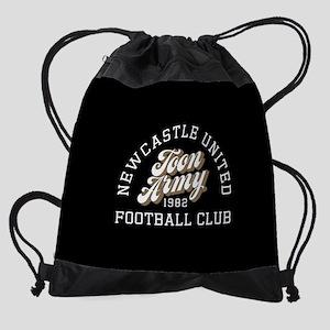 Newcastle Toon Army Drawstring Bag