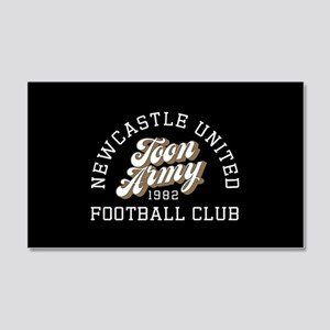 Newcastle Toon Army 20x12 Wall Decal