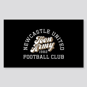 Newcastle Toon Army Sticker (Rectangle)