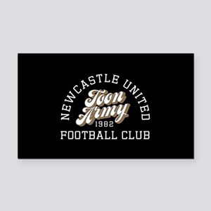 Newcastle Toon Army Rectangle Car Magnet