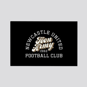 Newcastle Toon Army Rectangle Magnet