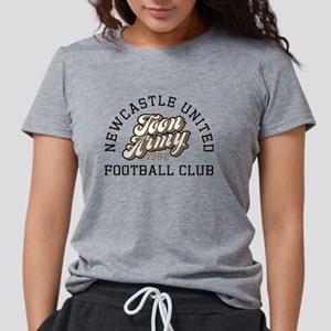 Newcastle Toon Army Womens Tri-blend T-Shirt
