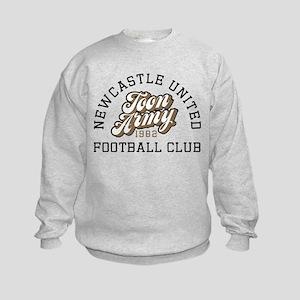 Newcastle Toon Army Kids Sweatshirt