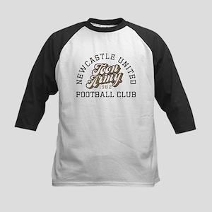 Newcastle Toon Army Kids Baseball Tee