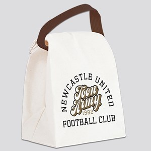 Newcastle Toon Army Canvas Lunch Bag