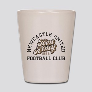 Newcastle Toon Army Shot Glass