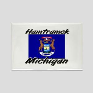 Hamtramck Michigan Rectangle Magnet
