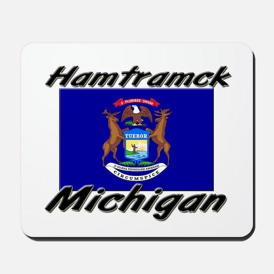 Hamtramck Michigan Mousepad
