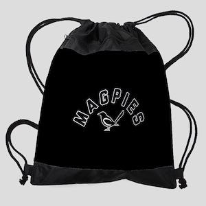 Newcastle Magpies Drawstring Bag