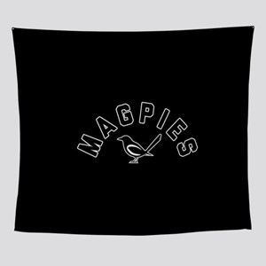 Newcastle Magpies Wall Tapestry