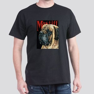 Mastiff Urban Pop Dark T-Shirt