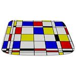 Mondrian-3a Bathmat