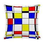 Mondrian-3a Everyday Pillow
